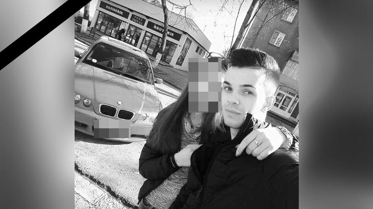Un tanar de 21 de ani din Hunedoara a murit intr-un accident cumplit! Mesajul pe care i l-a lasat iubitei lui cu cateva ore inainte de tragedie