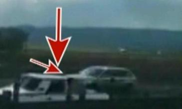 Imagini halucinante cu un sofer care goneste pe contrasens, surprinse pe Autostrada Transilvania