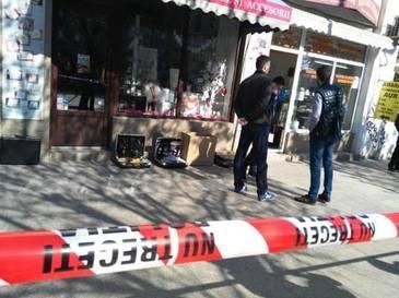 Jaf armat la un magazin de bijuterii din centrul Bucurestiului