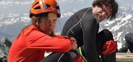 Tatal alpinistei Geta Popescu, externat pe semnatura