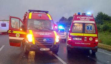 Viceprimarul din Caransebes, implicat intr-un accident soldat cu moartea a trei persoane