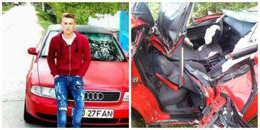 Durere de nedescris pentru mama fotbalistului din Gorj, mort intr-un accident rutier. Femeia trebuie sa isi ingroape fiul de Inaltare
