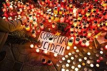 Doar altarul din fata cladirii mai aminteste de tragedia din Colectiv! Firmele din imobil si-au reluat activitatea!