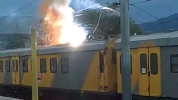 Un copil din Buzau a murit, in timp ce voia sa isi faca un selfie pe tren