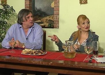 "A inceput scandalul in familia Ilenei Ciuculete -""Cornel ii dadea alcool chiar daca stia ce boala are"""