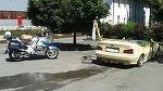 Politia a confiscat cel mai ciudat BMW