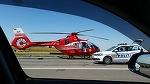 Accident grav pe litoral: Elicopterul SMURD, trimis de urgenta sa preia victimele