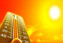 Temperaturi de peste 36 de grade Celsius in aproape toata tara si instabilitate atmosferica accentuata