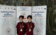 La doar 13 ani, acesti frati uimesc intreaga tara! Sunt medaliati cu aur la matematica si lucreaza la propria culegere de probleme