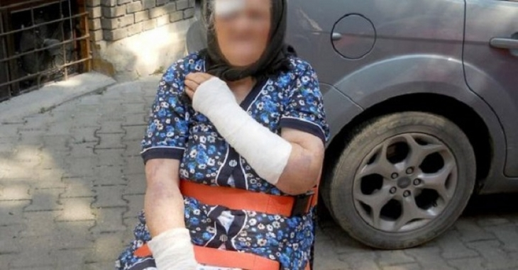 O batrana de 87 de ani din Carei, batuta crunt de o pustoaica de 16! Tanara i-a carat pumni pana a lasat-o lesinata - De la ce a pornit conflictul