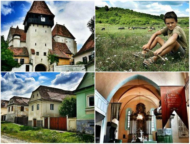 Bazna, statiunea renumita pentru bogatiile minerale din inima Transilvaniei