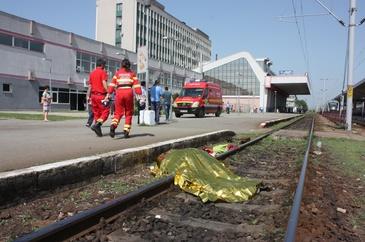 Rudele femeii care s-a aruncat in fata trenului, alaturi de copii, rup tacerea: Ce spun despre aceasta