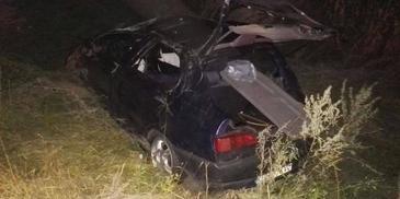 Solistul formatiei Generic, Dan Ciotoi, implicat intr-un accident rutier. Artistul s-a rasturnat cu masina in drum spre litoral