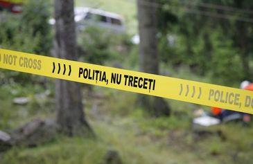 Patronul unui restaurant din Galati, gasit mort pe un camp! Barbatul a fost impuscat cu o arma de vanatoare