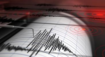 Romania, zguduita de un nou cutremur. Seismul s-a produs astazi, in jurul pranzului