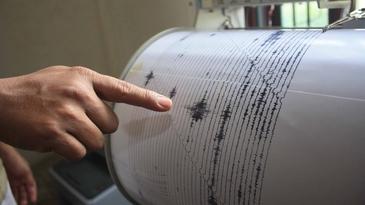 Cutremur in urma cu cateva minute in Romania! Seismul a avut loc in judetul Buzau