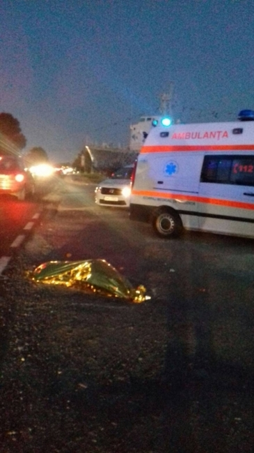 Accident tragic in Constanta! Un doctor a lovit mortal o femeie cu motocicleta - Medicul a murit si el la spital