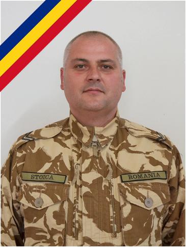 Unul din cei trei militari raniti in Afganistan a murit la spital - Mihai Stoica avea 41 de ani, era casatorit si avea un copil