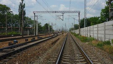 Tragedie pe calea ferata. Un roman de 35 de ani s-a aruncat in fata trenului