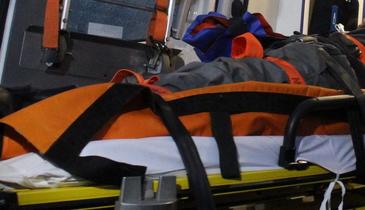Sase persoane care se intorceau in tara din Austria, ranite, dupa ce microbuzul in care se aflau s-a rasturnat in Timis