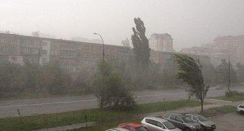 Panica in Capitala! Vine furtuna in Bucuresti: Firea inchide scolile si cere, cu cateva ore inainte de vijelie, sa fie toaletati copacii si asigurate acoperisurile