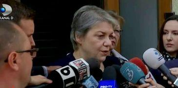 Vicepremierul Sevil Shhaideh, audiata la DNA: Am fost informata ca sunt suspecta intr-un dosar penal. Demisioneaza din Guvern?