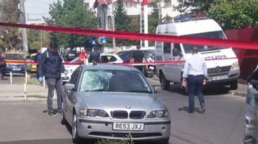 Un sofer baut a omorat un om pe o trecere de pietoni din Capitala, apoi a fugit de la locul faptei. Conducatorul auto a fost arestat preventiv