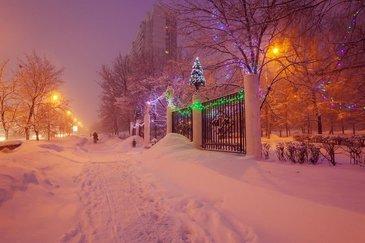 Prognoza meteo pe trei luni. Cum va fi vremea de Craciun si de Anul Nou