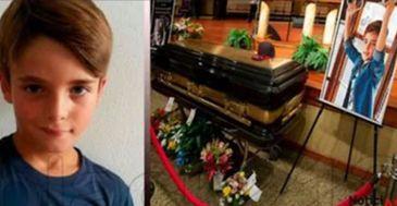Scrisoarea emotionanta a unui baietel de 8 ani, care s-a sinucis dupa ce mama lui a fost diagnosticata cu cancer