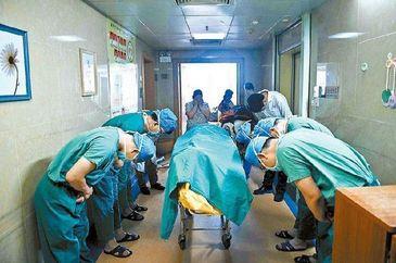 Medicii au facut o plecaciune in fata unui copil de 11 ani, grav bolnav, care a decis sa isi doneze organele