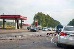 O masina a Guvernului a lovit o femeie cu un copil in brate! Imediat dupa accident, soferul a scos numerele de inmatriculare