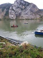 Trupul femeii aflat in masina cazuta in Dunare a fost gasit de autoritatile sarbe