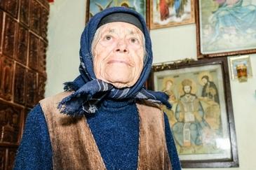 """Povestea femeii de 93 de ani care a donat 10.000 de lei pentru Catedrala Mantuirii Neamului din pensia de 500 de lei: """"Este un lucru bun Catedrala si astept sa se termine"""""""