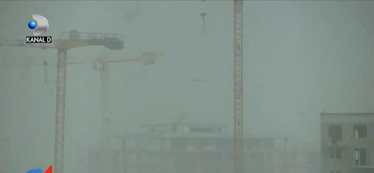 Schimbari climatice dubioase in Romania! Trebuie sa ne pregatim pentru ce e mai rau, ne avertizeaza meteorologii