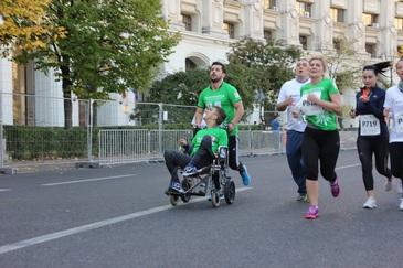 Pentru cine a alergat Doru Todorut 10 kilometri, la Maratonul Bucuresti. VIDEO! Ce gest frumos a facut solistul de la Deep Central!  VIDEO!