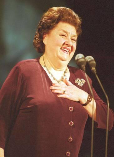 Mesajul Tamarei Buciuceanu dupa moartea actritei Olga Tudorache. Abia si-a stapanit lacrimile in direct