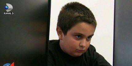 E pasionat de jocurile pe calculator, insa nu se joaca, ci le creeaza! La 9 ani, Matei concureaza cu cei mai bine platiti IT-isti din tara