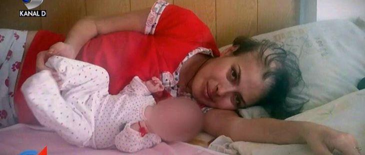 Drama unei mame din Pitesti! La cateva ore dupa ce a adus pe lume o fetita superba, medicii i-au pus un diagnostic crunt