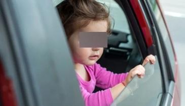 Un copil de 8 ani din Vaslui a murit, dupa ce s-a sugrumat de geamul lateral al masinii parintilor