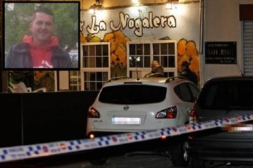 Un roman de 37 de ani a fost asasinat in Spania - Tanarul a fost injunghiat mortal intr-un bar din Pamplona