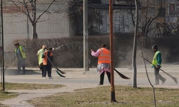 Asta e orasul din Romania unde peste 300 de oameni sunt obligati sa presteze munca in folosul comunitatii pentru ca nu au bani sa-si plateasca amenzile
