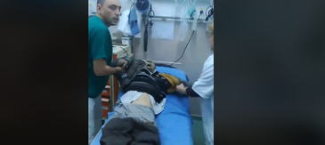 Inca o inregistrare care arata cat de bolnav este Sistemul Sanitar din Romania. Medicii trimit acasa, cu taxiul, un barbat in stop cardiorespirator - Imaginile care te vor revolta