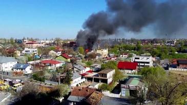 Panica mare intr-un mall din Constanta - Zeci de persoane au fost evacuate de urgenta