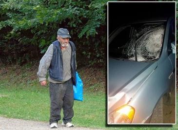 Batranelul din Neamt, care mergea 10 km pe jos in fiecare zi dupa paine, a murit lovit de o masina