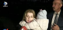 Romanca, acuzata de rapire internationala, tine cu dintii de ultimele sanse de a-si pastra fetita de 5 ani! Tatal copilei se lupta sa i-o ia din brate