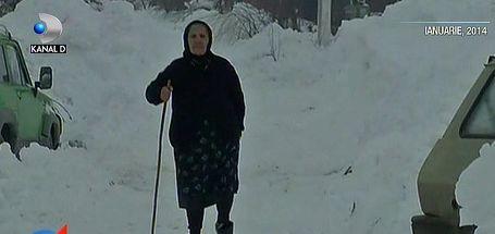 Se anunta o iarna cu fenomene severe si urgii puternice! Cum se pregatesc sa indure frigul oamenii din zona Baraganului
