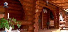 Casele de lemn au revenit moda! Sunt mai ecologice si mai santoase - Cat costa si ce garantie au