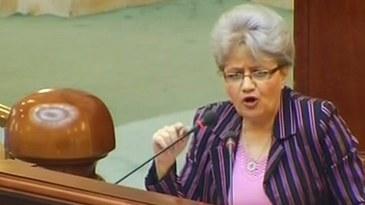 Cristiana Anghel, executata silit pentru o datorie la CAR-ul pensionarilor! Fosta senatoare a imprumutat putin peste 19.000 de lei