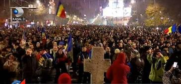 Legile justitiei scot zeci de mii de oameni in strada! Cu toate astea, responsabilii din Parlament par sa nu vada si sa nu auda nimic