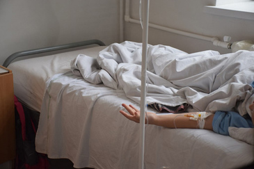 "Moment tulburator! Un medic pediatru a izbucnit in plans, la Europa FM: ""Un adolescent a incercat sa se sinucida din lipsa imunoglobulinei"""
